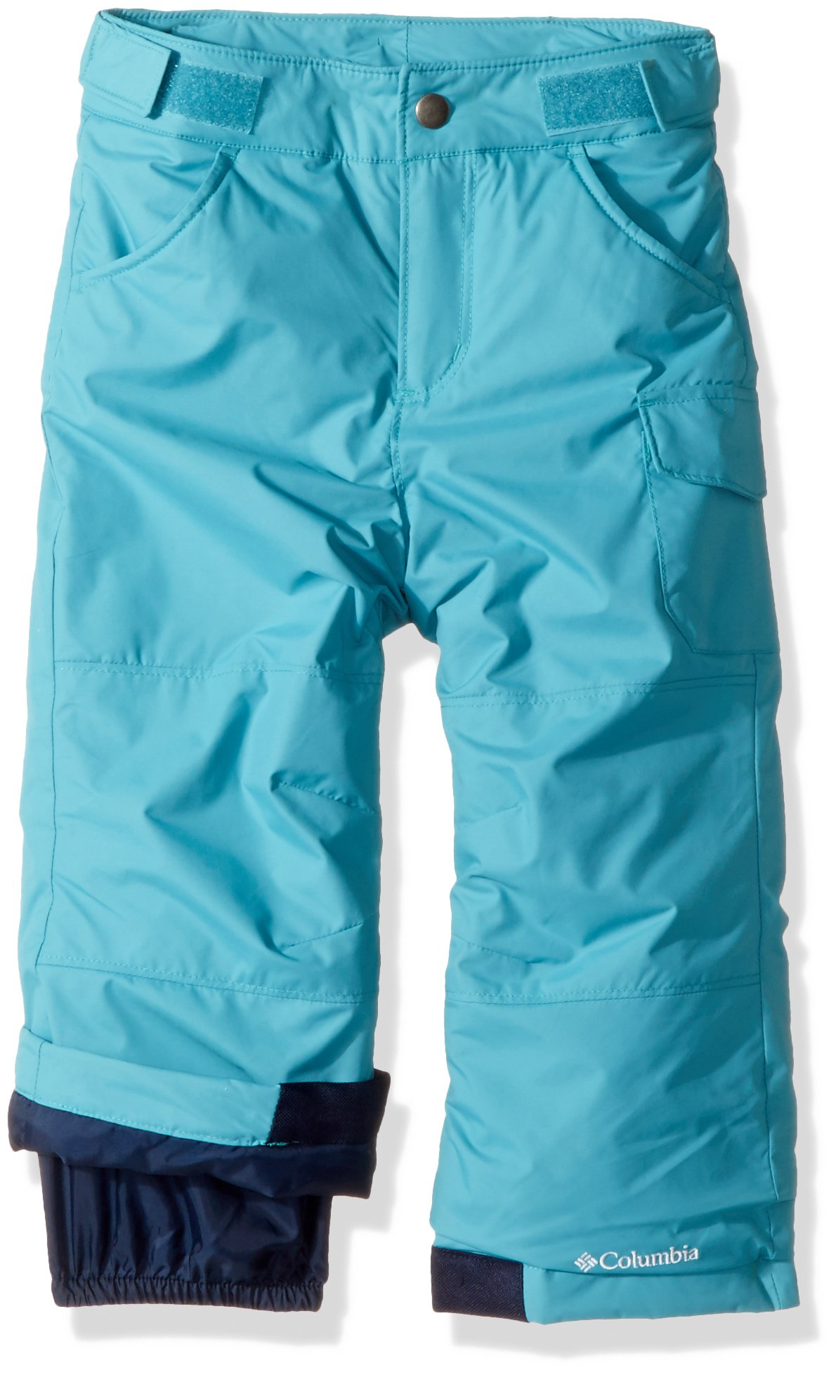 Columbia Girls' Little Starchaser Peak Ii Pant, Pacific Rim, X-Small