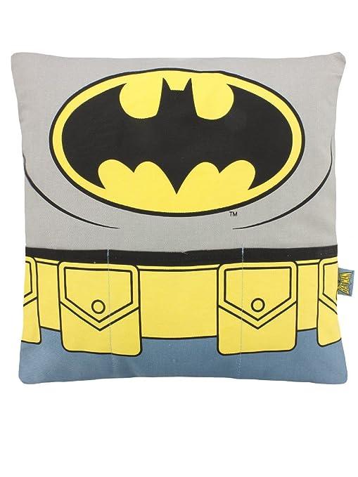 DC Comics Cojín de Batman con bolsillos 40x40cm Producto ...