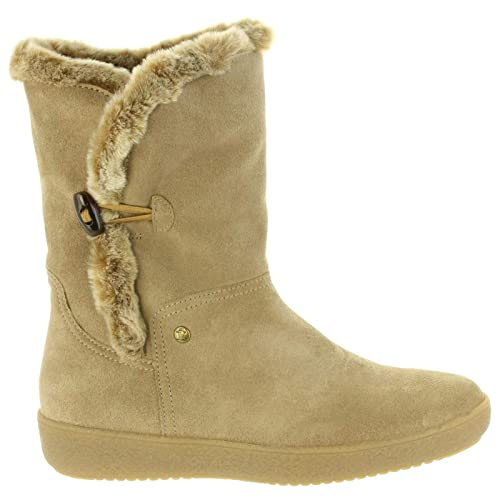 Botas de Mujer PANAMA JACK MARGHERITE B65 NAPA Grass Cuero: Amazon.es: Zapatos y complementos