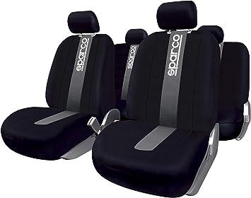 Coprisedili AUTO VOLKSWAGEN LUPO Universal Set Nero Coprisedili Coprisedile auto