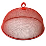 Picnic Table Metal Cover Mesh Screen Dome Tabletop