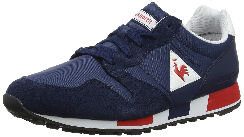 Acquista Le Coq Sportif Omega Dress Blue/Pure Red, Sneaker Unisex – Adulto miglior prezzo offerta