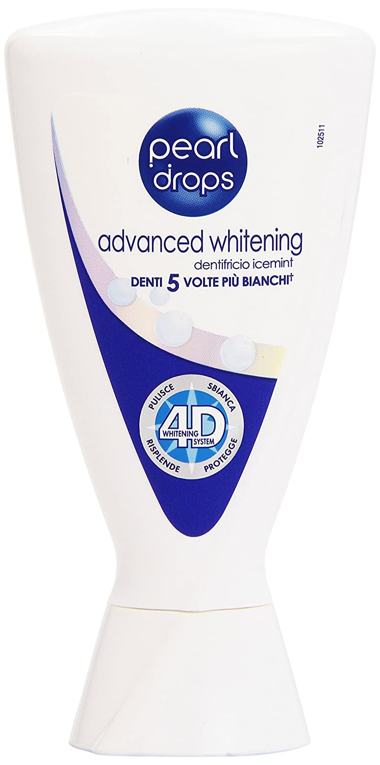 Dentifrices sbiancante advanced whitening 50 ml Fagit spa 5010724509630