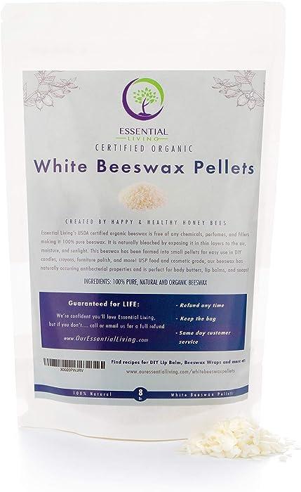 Top 9 100  Food Grade Bees Wax