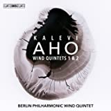 Aho: Wind Quintets 1 & 2 [Berlin Philharmonic Wind Quintet] [Bis: BIS2176]