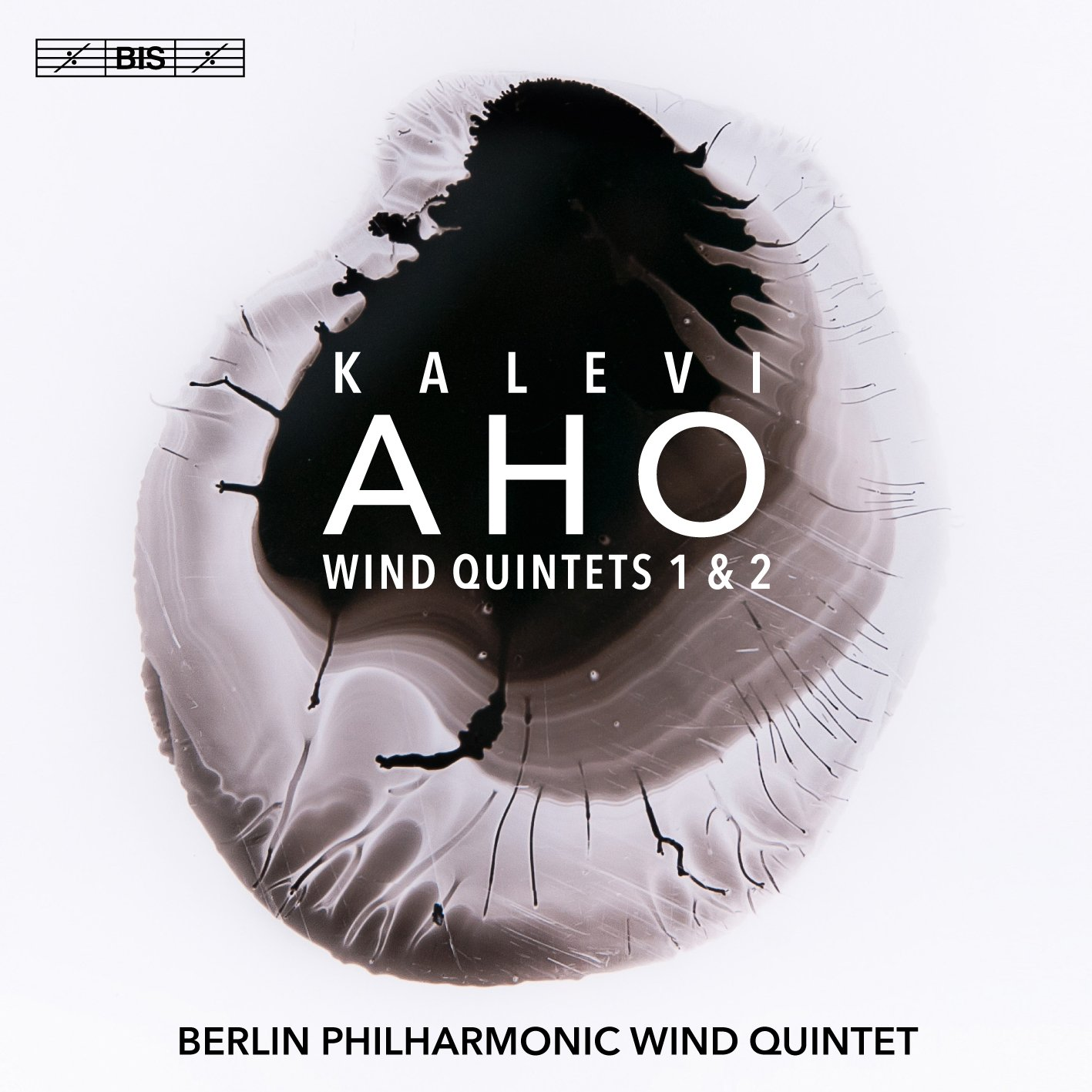 SACD : Aho - Wind Quintets 1 & 2 (Hybrid SACD)