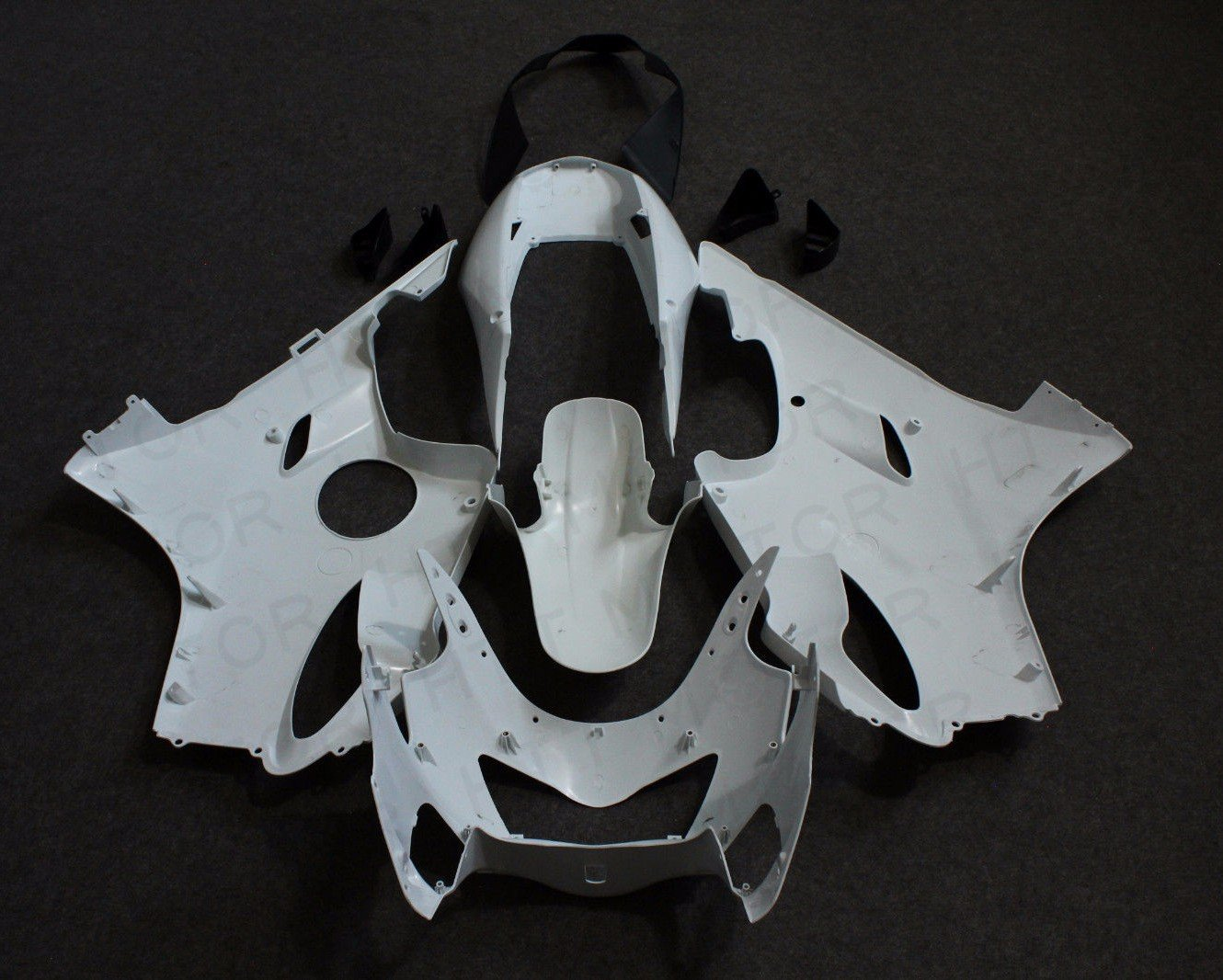 Parts Accessories For Honda CBR600 F4 1999 2000 Unpainted Fairing Body Work Kit CBR 600