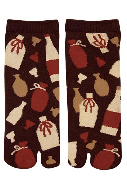 Amazon.com: Japanese Samurai Ninja Tabi Socks; Sake: Home ...