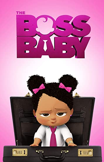 Eric 5x7ft Black Boss Baby Girl Party Photography Backdrop For Baby Shower Vinyl Backgrounds Backdrop African American Girl Little Princess Birthday