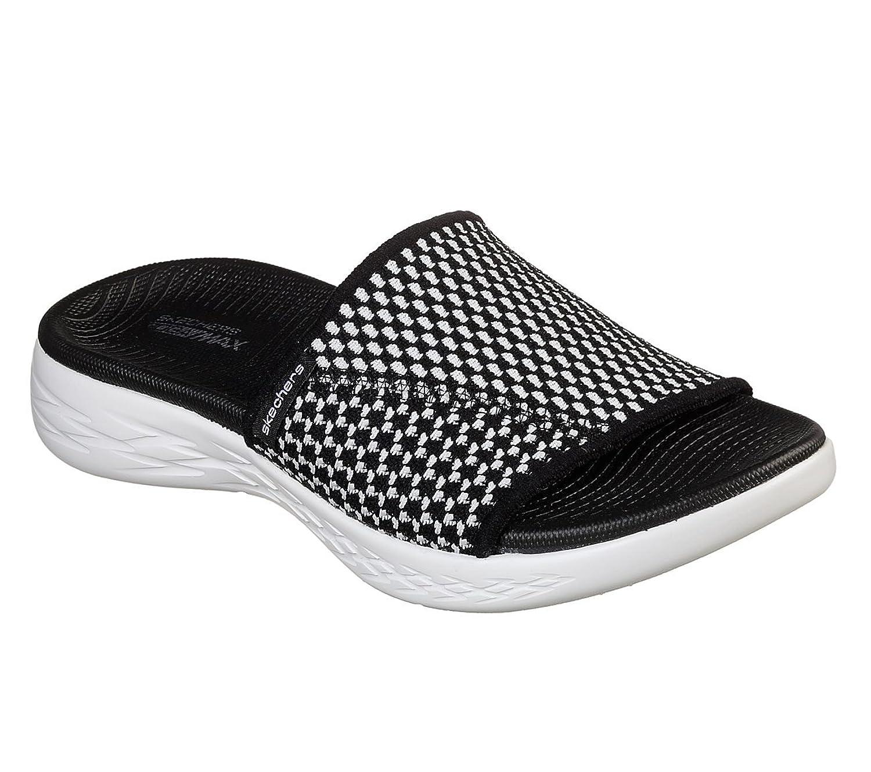 skechers sandals memory foam