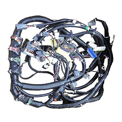 Komstsu Wiring Harness Design on