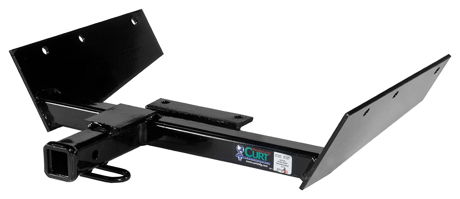 Curt Manufacturing 112463 1-1//4 Class 1 Trailer Hitch Receiver with Ball Mount for 2000-2005 Mitsubishi Eclipse
