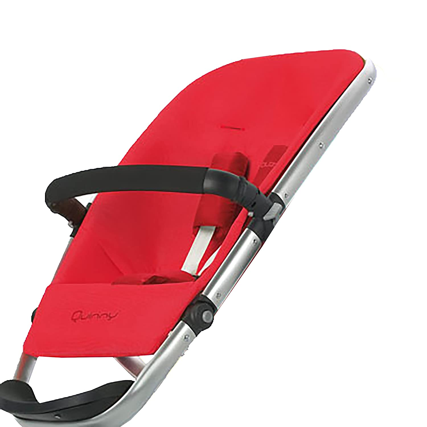 NEW: Quinny Buzz XL seat cover (18mths+) STRAWBERRY RED >BRAND NEW 2009 version (STRAWBERRY RED)