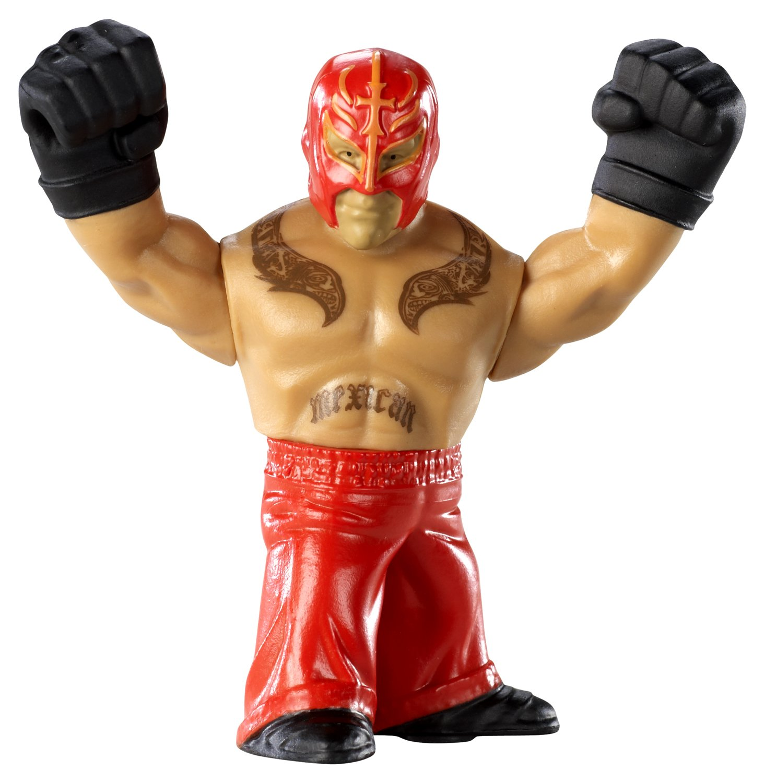 WWE – V3061 – Figur – Mini Figur – REY MYSTERIO 1