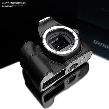 Funda para Cámara Réflex Canon EOS 200d de cámara, - Bolso de piel ...