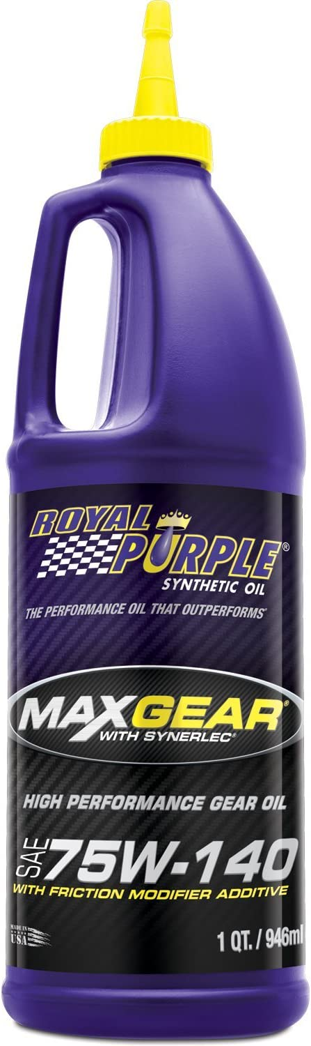 Royal Purple ROY01301 MAX GEAR 75W140