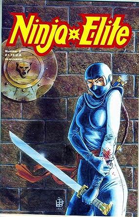 Amazon.com: Ninja Elite #3 VF/NM ; Adventure comic book ...