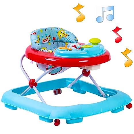 Red Kite Baby Go - Andador redondo de jive, diseño de robot ...