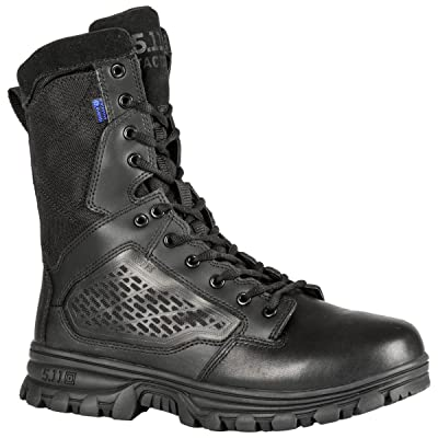 "5.11 Men's Evo 8"" Insulated Side Zip Boot Military & Tactical: Shoes"