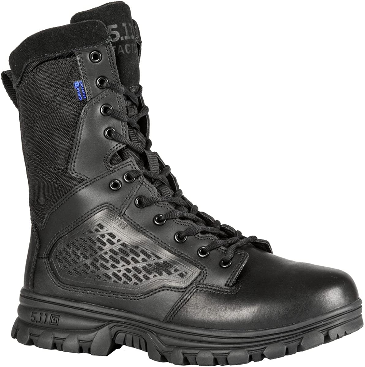 """5.11 Men's Evo 8"""" Insulated Side Zip Boot Military & Tactical"""