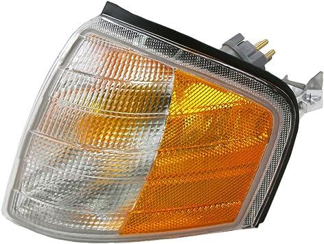 New 10x 24v Led Orange Side Marker Light Lamp For Volvo Mercedes