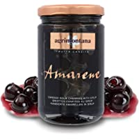 Confitadas de cerezas en almíbar 390g (250 sg.)