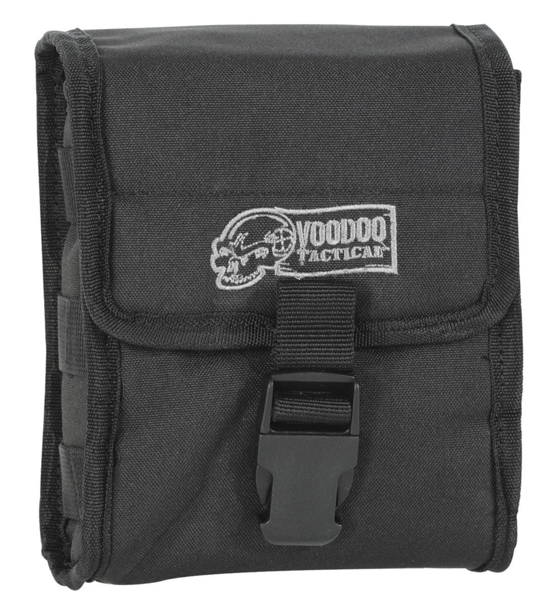 VooDoo Tactical Men's Tactical Binocular Case, Black