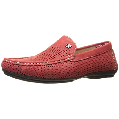 Stacy Adams Men's Pippin-Perfed Driving Moc Oxford | Oxfords