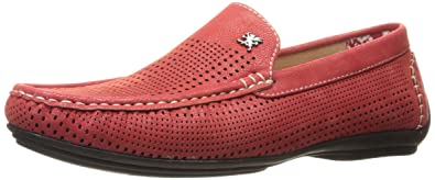 657629f460f5 STACY ADAMS Men s Pippin-Perfed Driving Moc Oxford