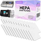 Medihealer Replacement HEPA CPAP Filters Kit for ResMed AirSense 10 - AirCurve 10 - ResMed S9 - AirStart - Machines (24…