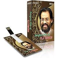 MUSIC CARD - EVERGREEN HITS OF K. J. YESUDAS -Malayalam Film - 32O Kbps MP3 Audio ( 4 GB )