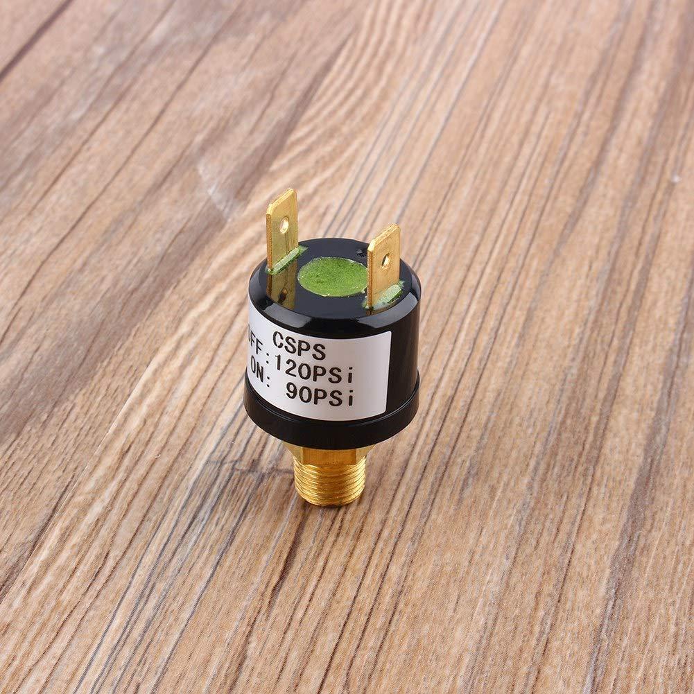 valve de commutateur de commande de pression de compresseur dair de Vifer 90-120 P-SI Valve