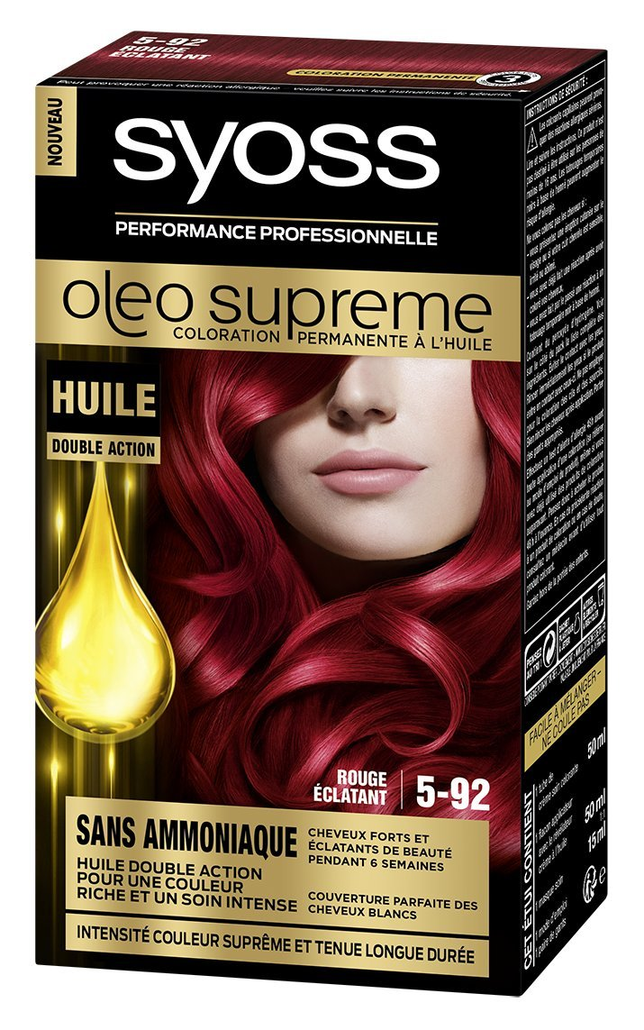 Coloration cheveux 5 euros