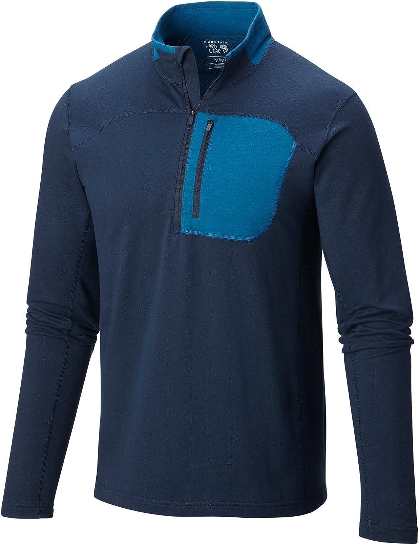 Mountain Hardwear Mens Cragger 1//2 Zip Top