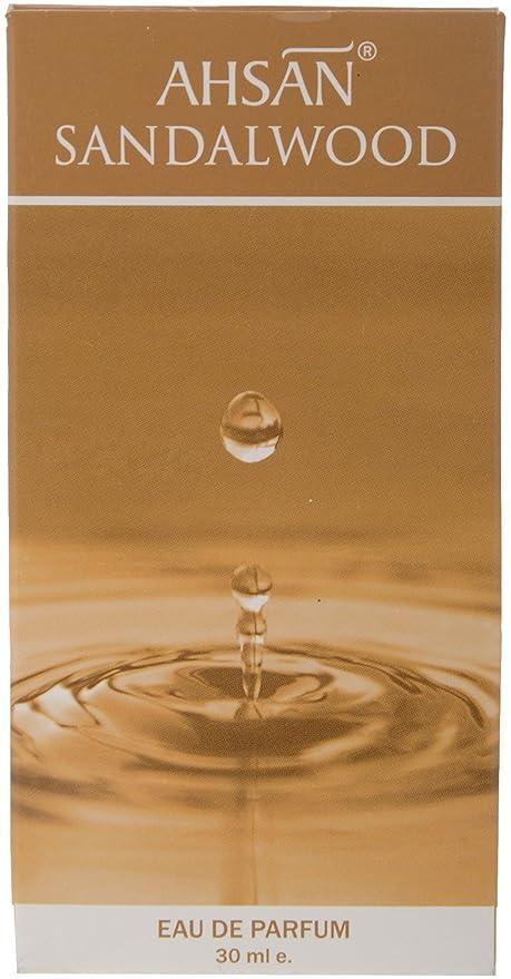 Ahsan Sandalwood - 30ml Perfume at amazon