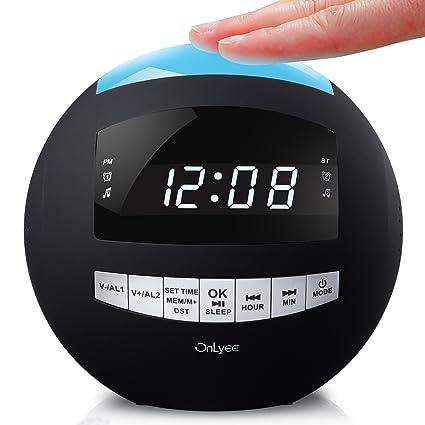 Review OnLyee Bluetooth Alarm Clock
