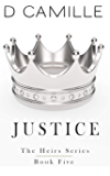 Justice (The Heirs Series Book 5)