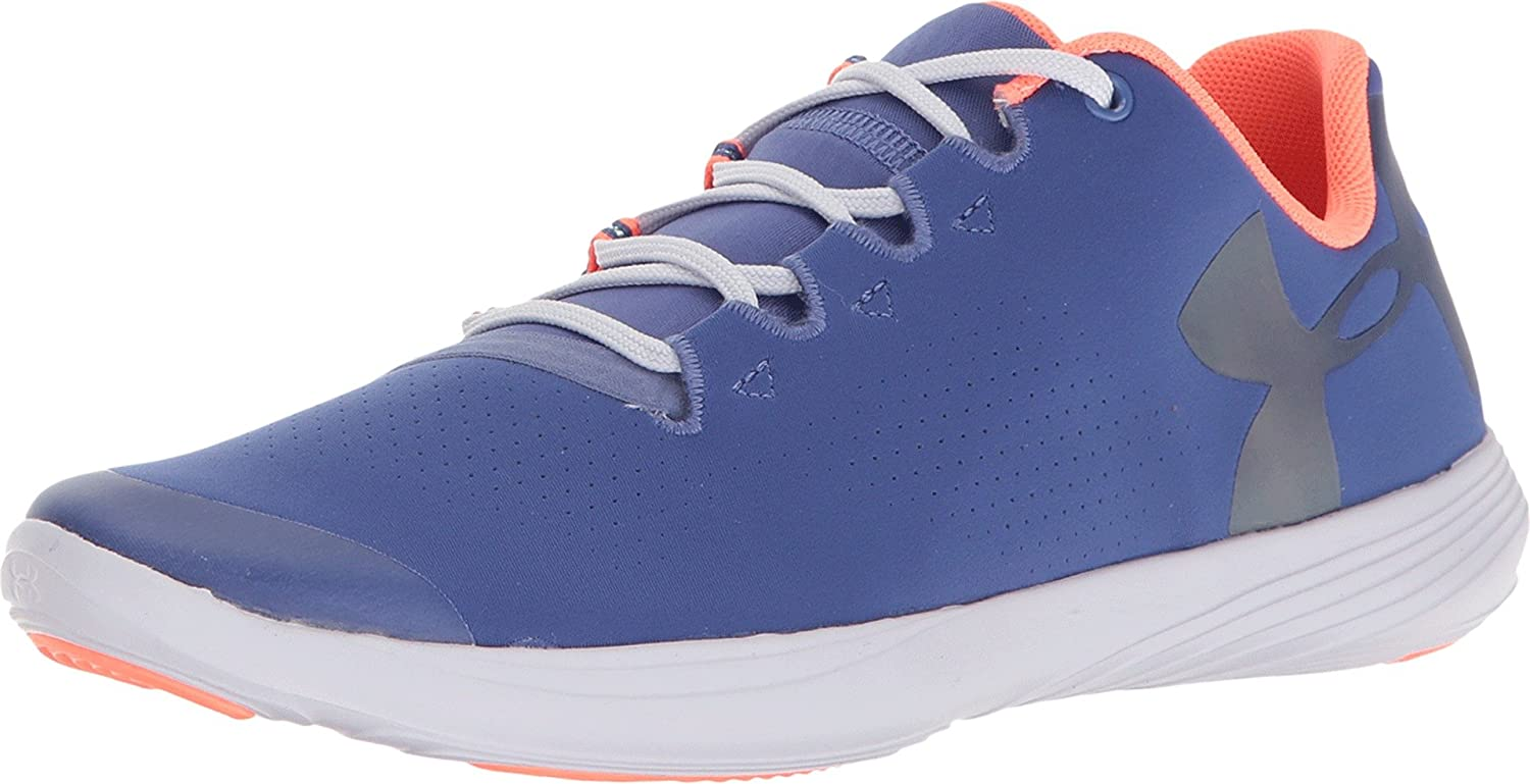 Amazon.com  Under Armour Kids Womens UA Street Precision Low IR (Big Kid)   Shoes 9a9df6410