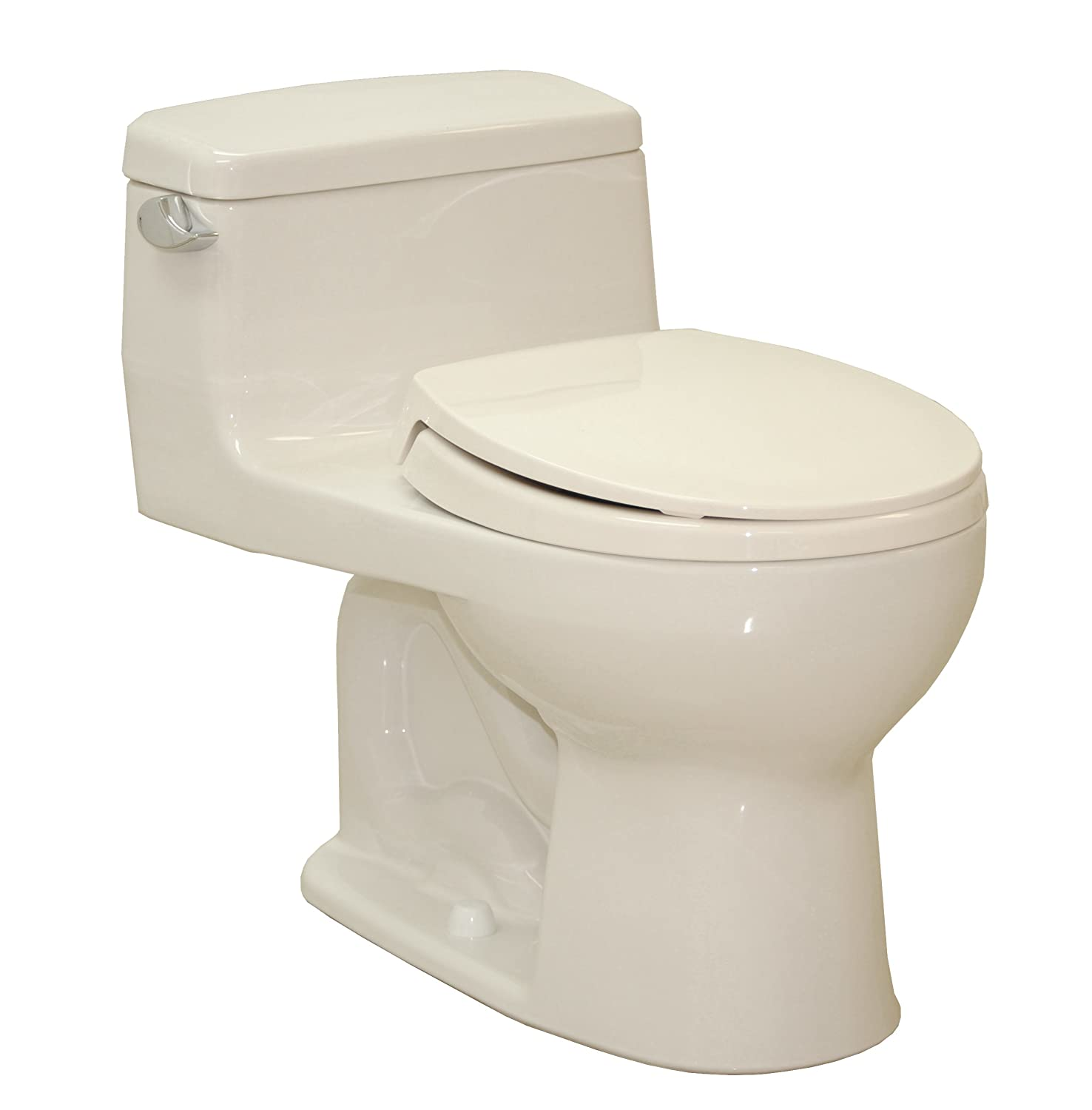 TOTO MS864114#12 Supreme Elongated One Piece Toilet, Sedona Beige ...