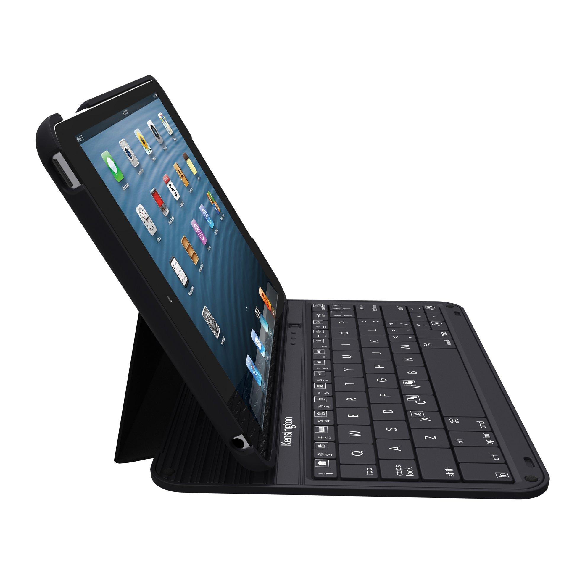 Kensington K39796US Thin Folio Keyboard for iPad mini 3/2/1