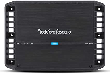 Amazon.com: Rockford Fosgate P500X1BD Punch 500 Watt Class-bd Mono Amplifier:  Car ElectronicsAmazon.com