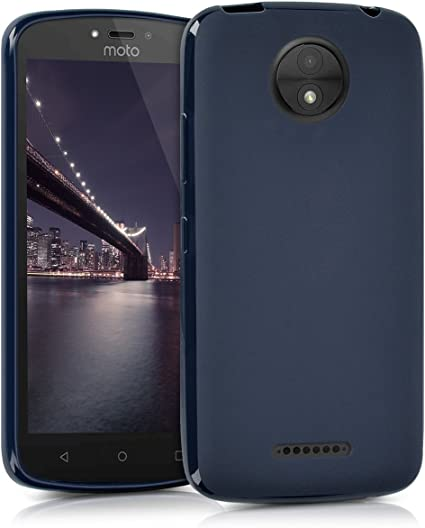kwmobile Funda Compatible con Motorola Moto C Plus: Amazon.es ...