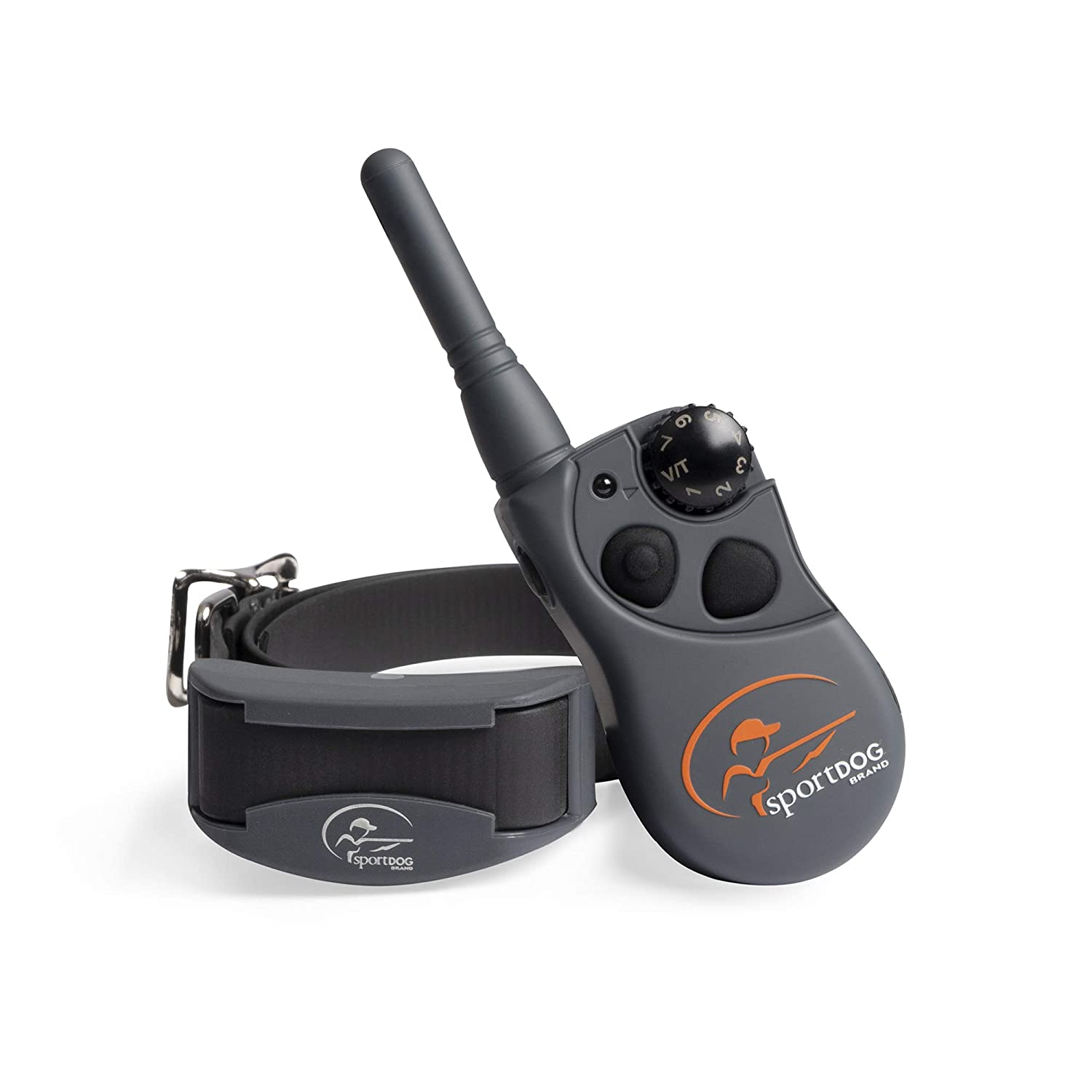 SportDOG Brand 425 Remote Trainers – 500 Yard Range E-Collar with Shock, Vibrate and Tone – Waterproof, Rechargeable – Including New X-Series