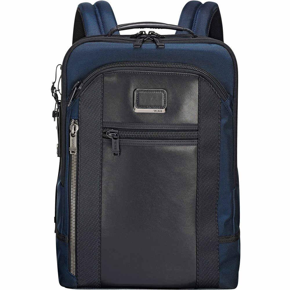 (トゥミ) Tumi メンズ バッグ パソコンバッグ Alpha Bravo Davis Laptop Backpack [並行輸入品] B07CP9MZRF