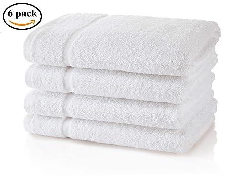 """Comfy Touch Hotel de lujo y Spa 16 """"x30 toalla de mano Set de"""