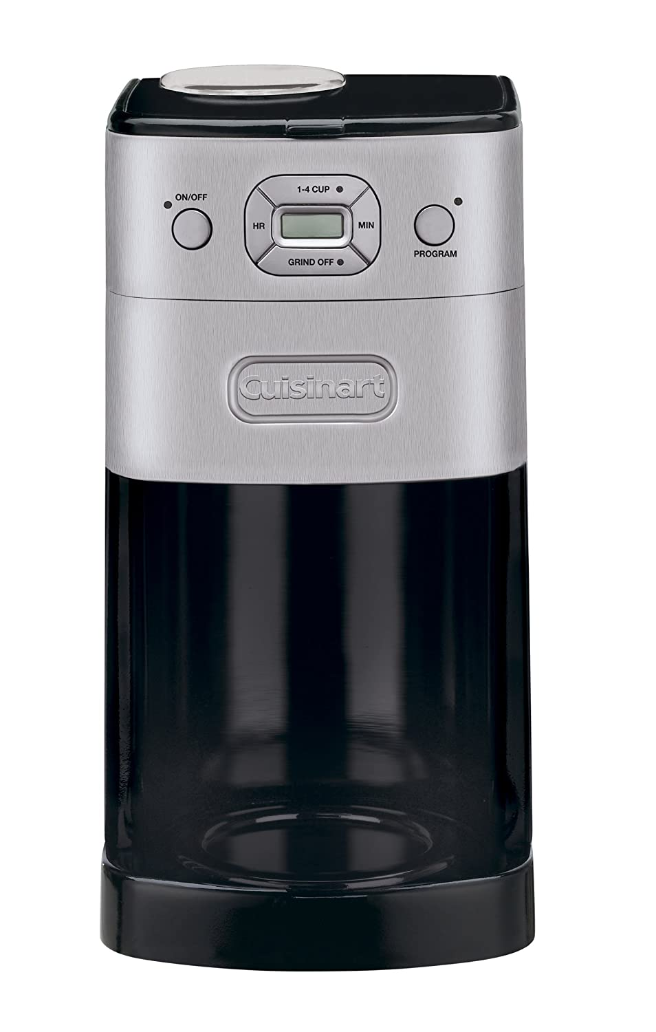 Amazoncom Cuisinart DGB650BC GrindandBrew Thermal 10Cup