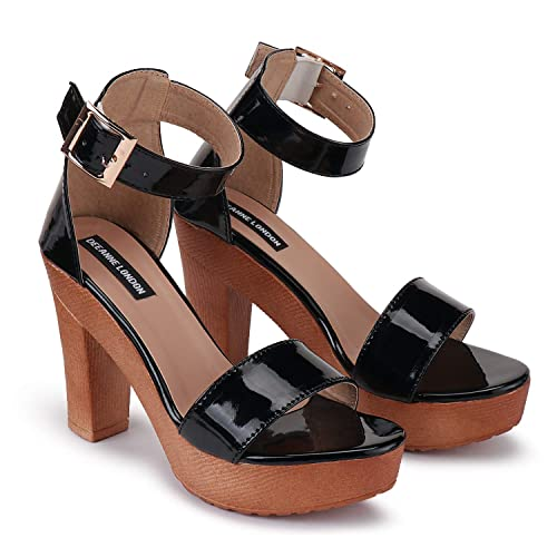 c76a38b1d908 DEEANNE LONDON Woman s HIGH Heel (DN-81)  Buy Online at Low Prices ...
