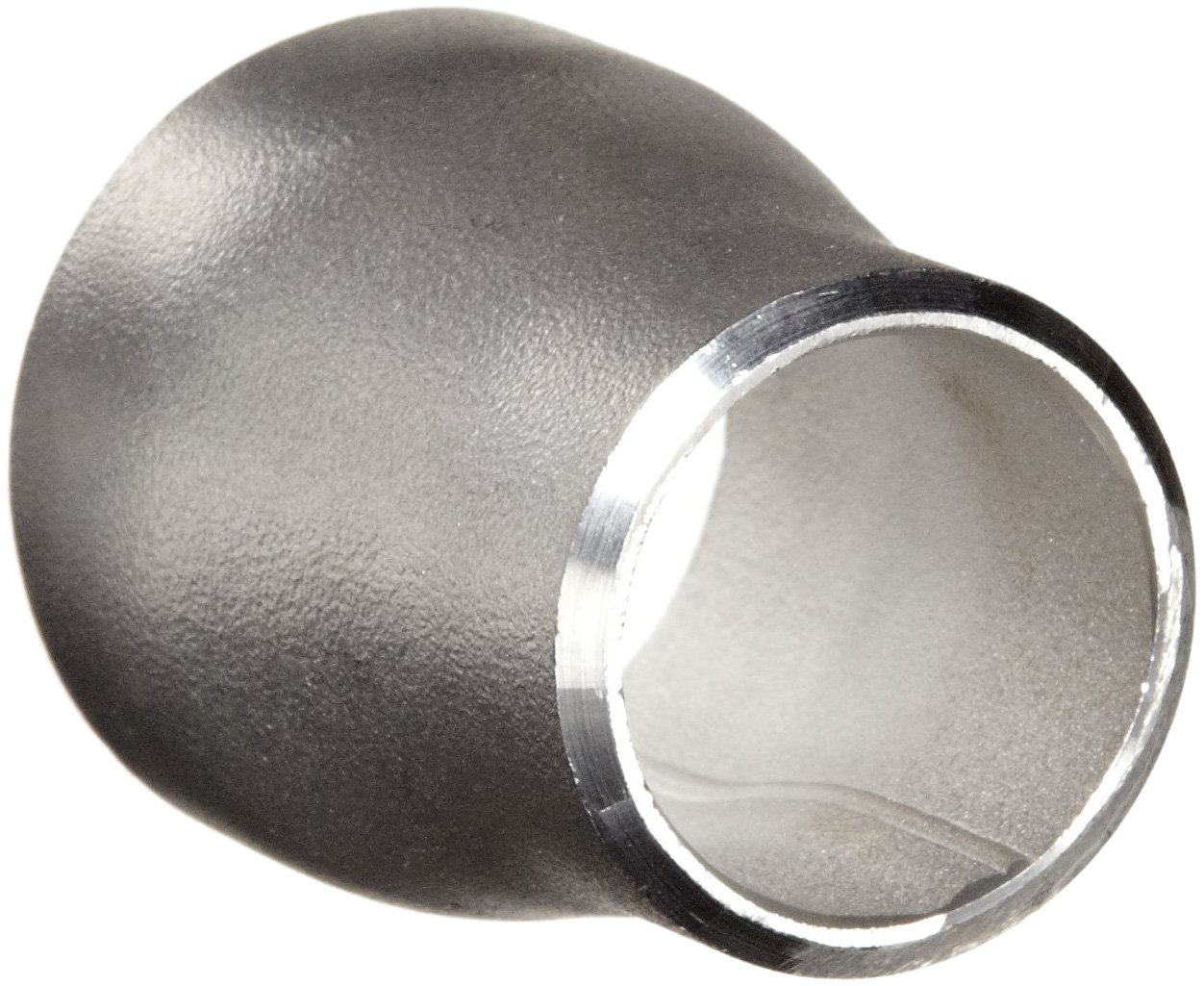 Stainless Steel 304/304L Pipe Fitting, Concentric Reducer Coupling, Butt-Weld, Schedule 10, 10'' X 6'' Pipe Size