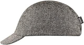 product image for Walz Caps Velo/City Cap - Black Tweed Wool