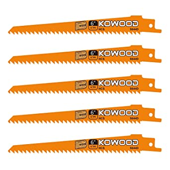 Pack of 5 for sale online S644D Bosch Sabre Saw Blade